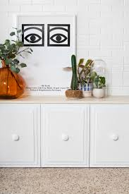 Modern White Credenza Ikea Restyle Modern Hollywood Regency Credenza A Beautiful Mess