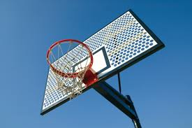 diy basketball backboard dimensions ideas how to make a homemade basketball rim livestrong com