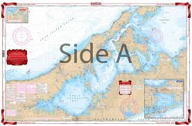 Shinnecock Bay Nautical Chart Peconic And Gardiners Bays Navigation Chart 67