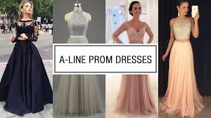 a line prom dresses 2018 best 30 party evening gowns lookbook at millybridal