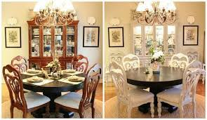 painting for dining room. Before And After Painting Dining Chairs For Room O