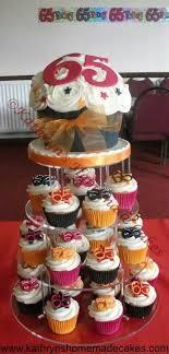 60th Birthday Cupcakes 60th Birthday Party Ideas 60th Birthday