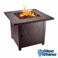 Blue Rhino Propane Gas Fire Pit | eBay