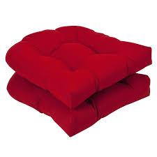 Swivel rattan chair cushions