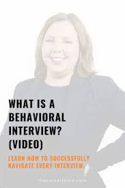 What Is A Behavioral Interview Video Everything You Need To Know