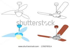 ceiling fan clipart. ceiling fans fan clipart g