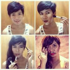 black mugeek vidalondon how to do makeup transformation on facebook mugeek vidalondon