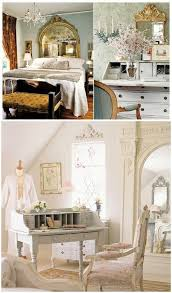 French Vintage Bedroom Ideas 3