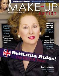 issue no 94 cover 1 makeupmag makeup artist magazinemake