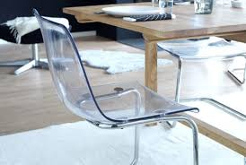 dining chair planning tool the tobias transpa chrome plated chair