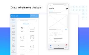 Ui Ux Design Wireframes Mockflow Online Wireframe Tools Prototyping Tools Design