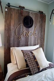 Amazing headboard ideas for boys rooms! Rope lettering! Loves it.