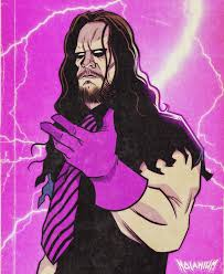 Brian is also a wrestler but appeared as an undertaker impersonator in a few matches in 1994. 10 Pieces Of Undertaker Fan Art That Let Us Rest In Piece