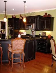 kitchens with black distressed cabinets. I Want Black Or Cream Distressed Kitchen Cabinets SOOO Bad. Kitchens With