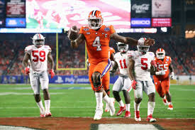 College Football Has Never Had Anything Like A Clemson