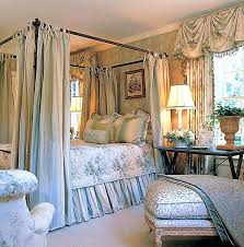 French Country Bedroom Style Curtains .