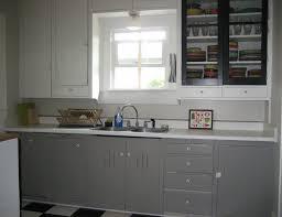 Ikea High Gloss Gray Kitchen Cabinets