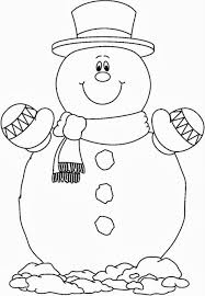 Small Picture Smilling Snowman Coloring Pages Free Winter Coloring pages of
