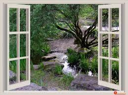 garden photo frames. Window Garden Frames Outlook Bach Photo