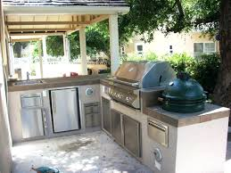outdoor kitchen ideas for small spaces best with bar and wooden full size