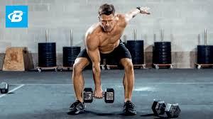Dumbbell Exercises For Men Chart Ultimate Full Body Dumbbell Workout Andy Speer