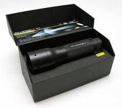 led lenser p7 led flashlight 8407