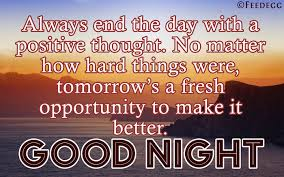 Inspirational Good Night Quotes Beauteous Inspirational Good Night Quotes Feedegg