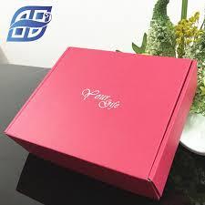Hot Item High Quality Cardboard Ribbon Folding Paper Gift Box
