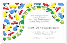 Boy Birthday Party Invitation Template Cards Printable Invitations