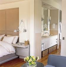 Bedroom + Bathroom Open Design By Powell + Bonnell