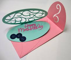 Homemade Mothers Day Greeting Card Ideas Family Holiday Net Guide