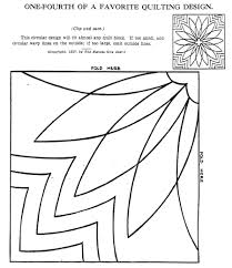 Small Picture Q is for Quilter Blog Archive Vintage Hand Quilting Patterns