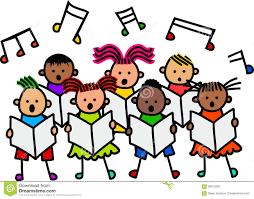 Risultati immagini per coro bambini clipart