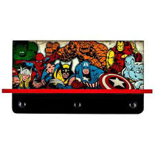 Superhero Coat Rack Marvel Superhero Shelf Hobby Lobby 100 93