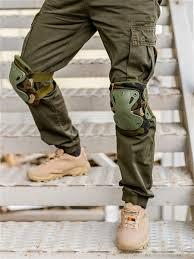 30% STALKER military style Набор <b>наколенников</b> и налокотников