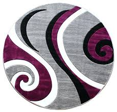 purple and black area rugs rugs collection hand carved area rug modern contemporary purple white grey