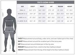 Adidas Youth Size Chart Product Sizes Lasalle Girls Soccer Official Team Store