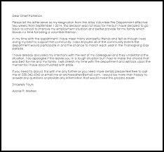 Police Volunteer Cover Letter