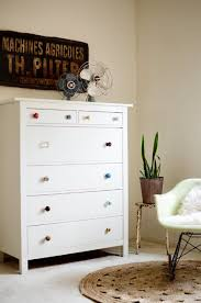 Small Picture Ikea hemnes 6 drawer dresser hack knobs Furniture design