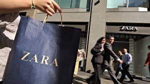 Zara Has A New Sizing Tool For Online Shopping Allure