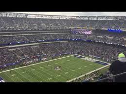 Vikings Seating Chart With Seat Numbers Breakdown Of The Metlife Stadium Seating Chart New York