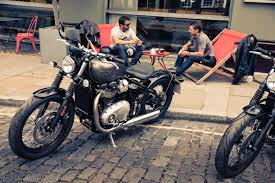 triumph bonneville bobber most successful selling new model