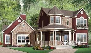 House plan W A detail from DrummondHousePlans comfront   BASE MODEL to bedrooms  bathrooms Victorian cottage  large bonus