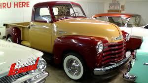 1949 Chevrolet 3600 Hot Rod Pickup 350 V8 - YouTube