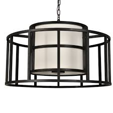 brian patrick flynn for crystorama hulton 5 light matte black chandelier