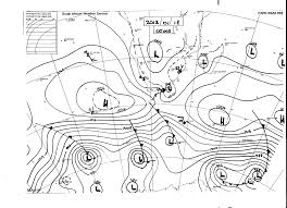 Synoptic Chart Sa Weather And Disaster Observation Service Sa Sea Level