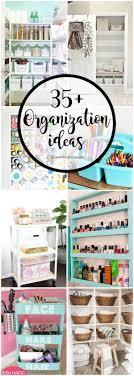 35 organization ideas