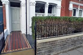 Small Picture front garden design in calton avenue 1 two smart period houses in