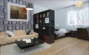 One Bedroom Apartment Decorating Animal Print Cow Hide One Bedroom Apartment Decorating Ideas Beige