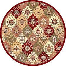 jewel tone area rug bath rugs home